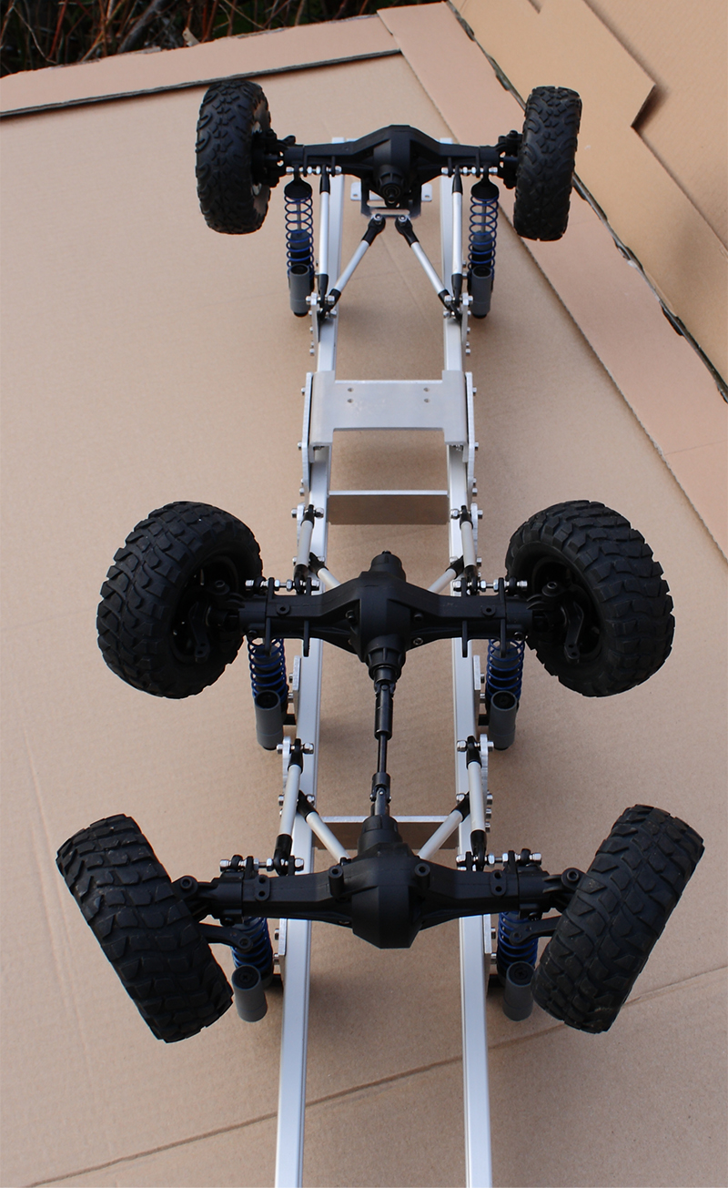 6x6 Rahmen